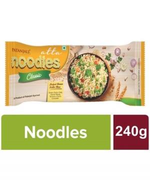 Patanjali atta noodle classic 240 gm
