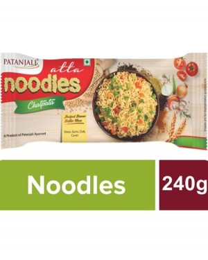 Patanjali atta noodles chatpata 240 gm