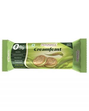 Patanjali cream feast Elaichi 84gm