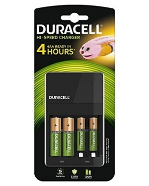 DURACELL HI SPEED VALUE CHARGER 750MAH