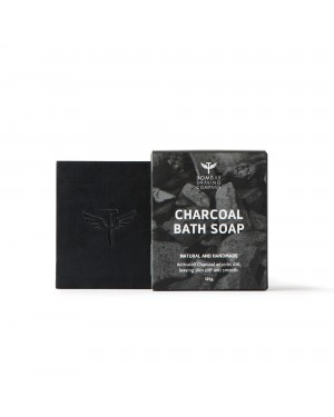 BOMBAY CHARCOAL BATH SOAP 125G