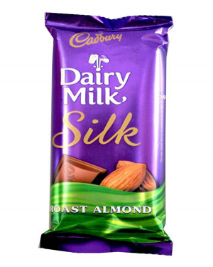 CADBURY DAIRY MILK SILK ROAST ALMOND 137G