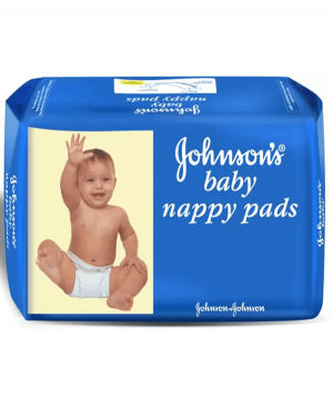 JOHNSON BABY NAPPY PAD