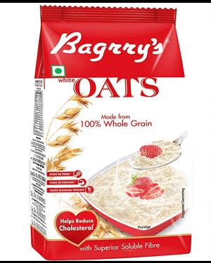 BAGRRY'S WHITE OATS 1KG