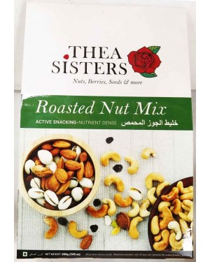 THEA SISTERS ROASTED NUT MIX 250gms